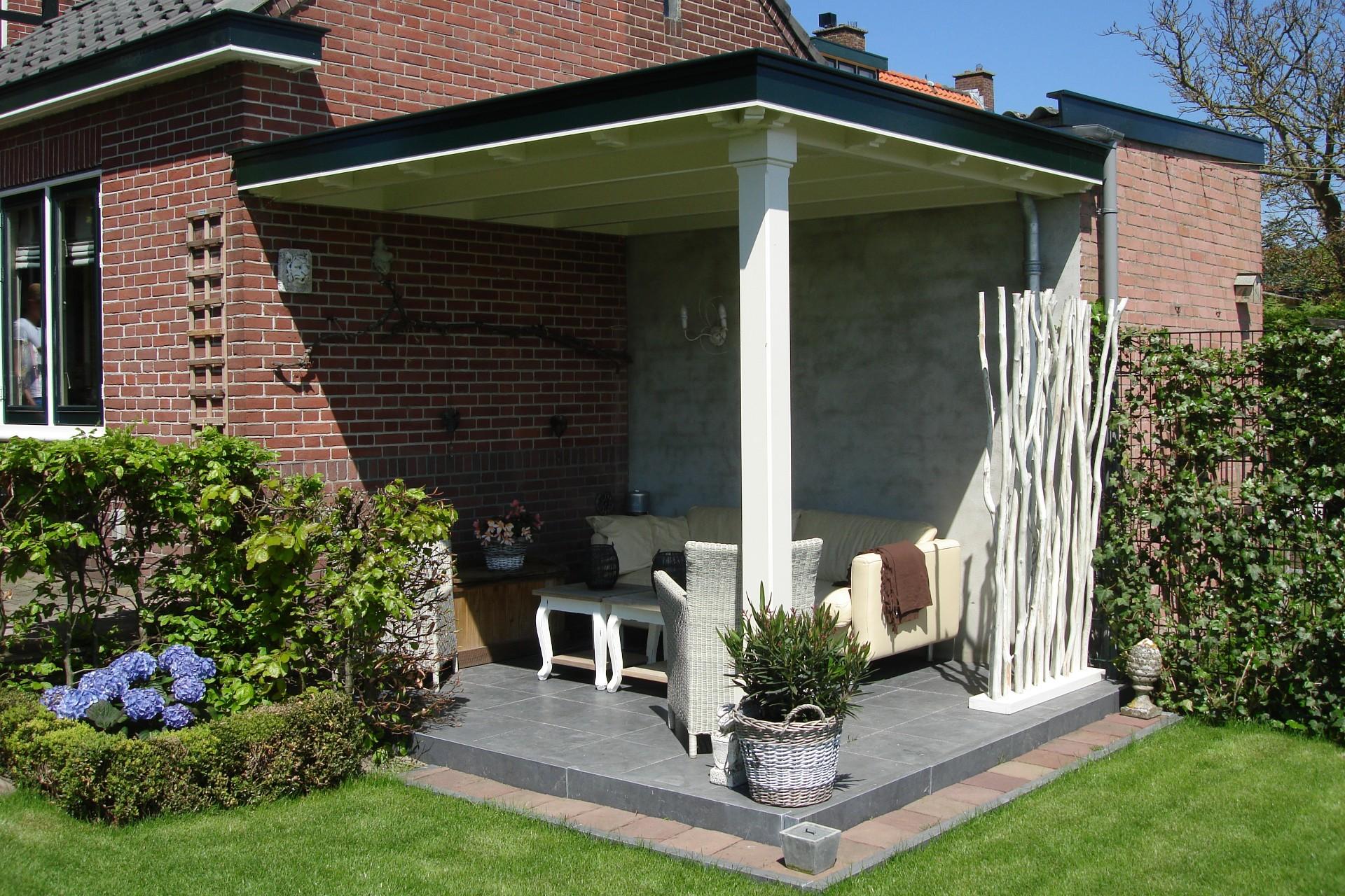Buitenleven veranda het rijke buitenleven met een veranda verandaservice - De mooiste verandas ...