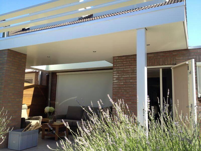 strakke moderne veranda bel verandaservice verandaservice. Black Bedroom Furniture Sets. Home Design Ideas