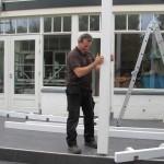 Kwaliteit veranda, Houten veranda, Terrasoverkapping van hout, Veranda vakman