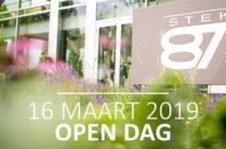 Van harte welkom op de Open Dag op 16 maart