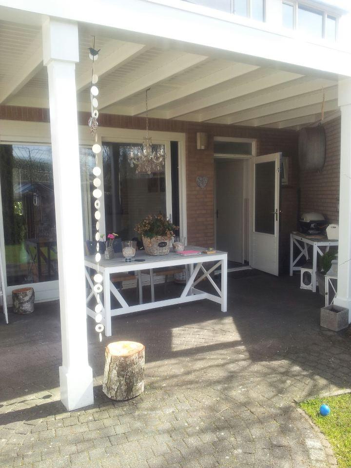 Veranda in amerikaanse stijl verandaservice bouwt ze verandaservice - Decoratie binnen veranda ...