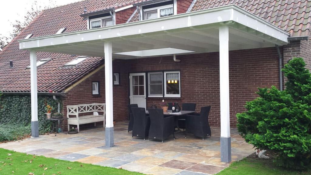Royale klassieke veranda